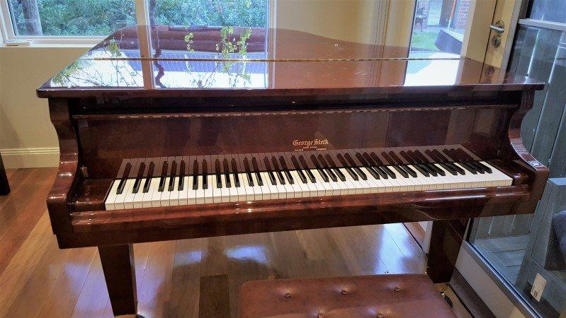 Grand Piano removalists.