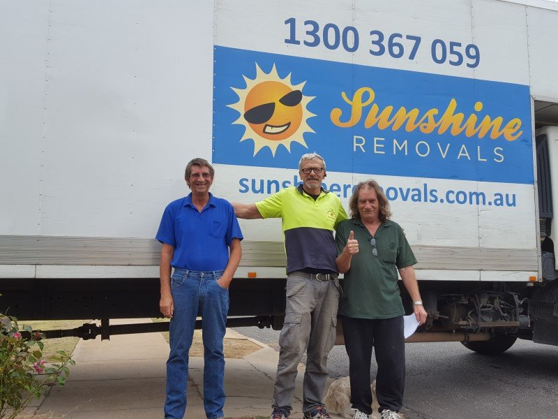 Another happy customer by the best furniture removalists Armadale.