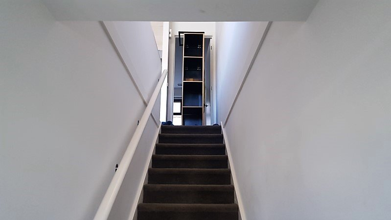 Moving house and stairs.
