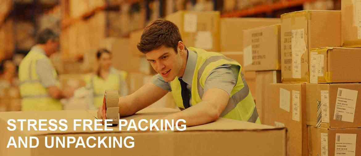 Sunshine Melbourne Removalists Packing Services