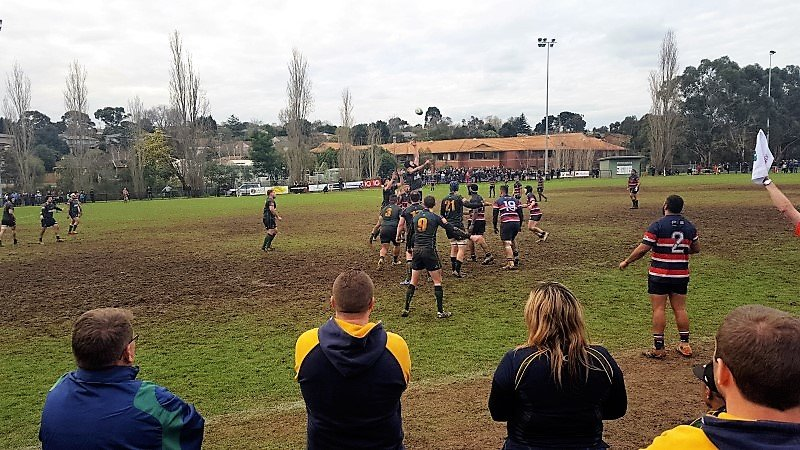 Local game after home removals.