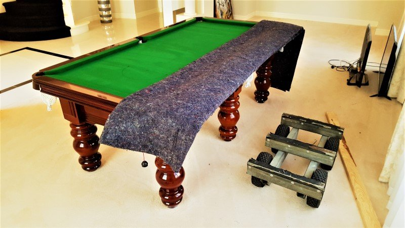 Pool and Billiards Table Removals