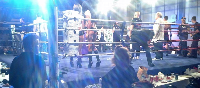 Boxing Events furniture removals melbourne