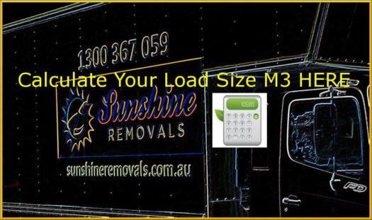 Moving Calculator Melbourne Australia
