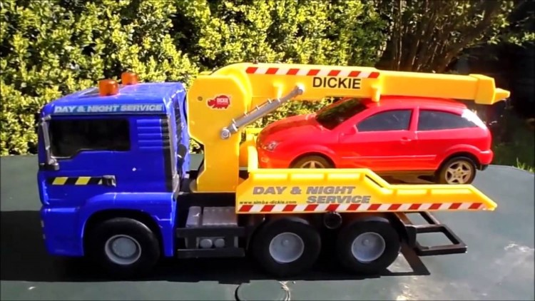 Local Removalist Melbourne Toy Tow truck