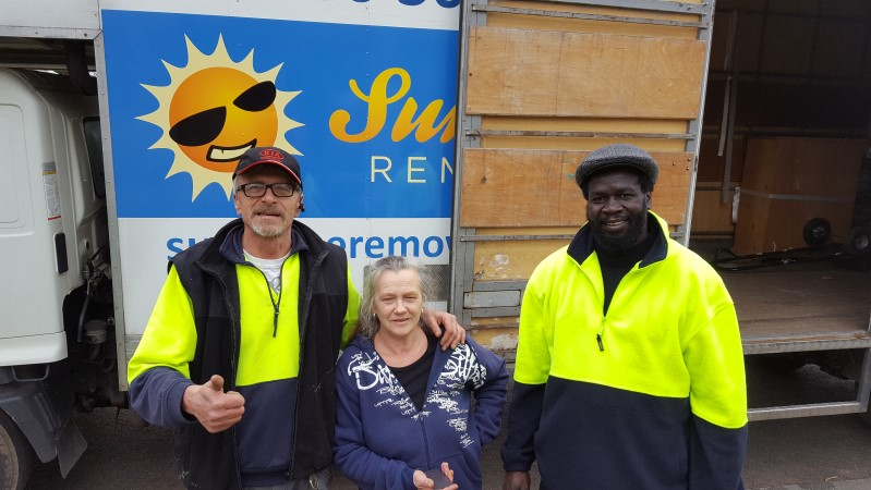 moving at Melbourne homes or moving furniture melbourne metro we are our Clients moving buddies in Melbourne