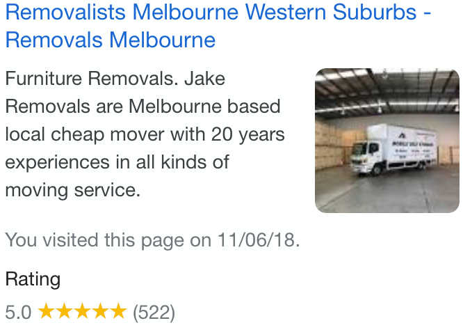 How to spot too good to be true fake furniture removalists reviews
